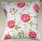 Cushion Cover in Emma Bridgewater Bee and Rose 16""